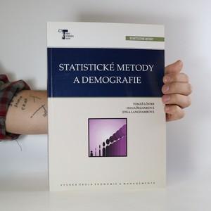 náhled knihy - Statistické metody a demografie