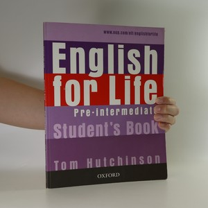 náhled knihy - English For Life. Pre-intermediate. Student's Book (obsahuje CD)