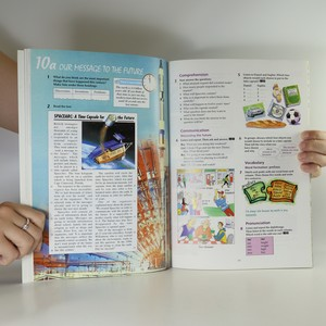 antikvární kniha Open doors 3. Student's Book, 1997
