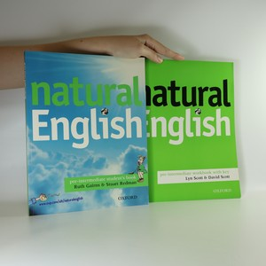 náhled knihy - Natural English. Pre-intermediate Student's Book