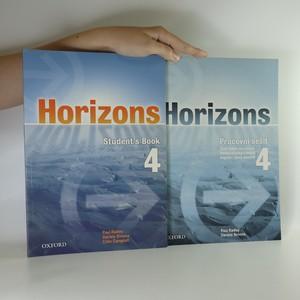 náhled knihy - Horizons 4. Student's book a Pracovní sešit (2 svazky)