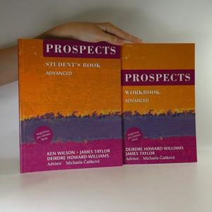 náhled knihy - Prospects. Advanced. Student's Book a Workbook (2 svazky)
