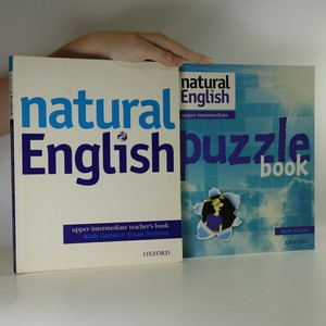 náhled knihy - Natural English. Upper-intermediate Teacher's Book a Puzzle Book (2 vazky)