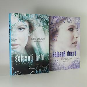 náhled knihy - Železná víla 1. a 2. díl (Železný král, Železná dcera)