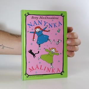 náhled knihy - Nanynka a Málinka