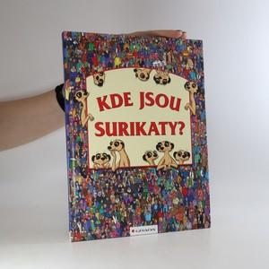 náhled knihy - Kde jsou surikaty?