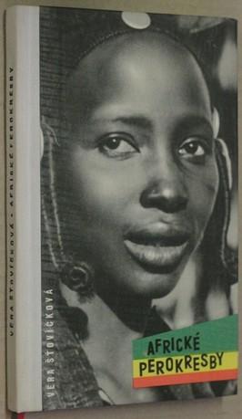 náhled knihy - Africké perokresby