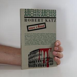 náhled knihy - Smrt v Římě