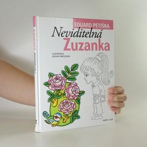 náhled knihy - Neviditelná Zuzanka