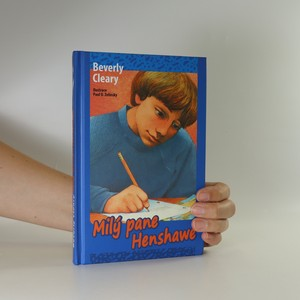 náhled knihy - Milý pane Henshawe