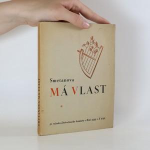 náhled knihy - Smetanova Má vlast