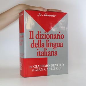 náhled knihy - Il dizionario della lingua italiana