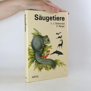 náhled knihy - Säugetiere