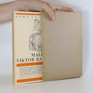 náhled knihy - Malíř Viktor Barvitius