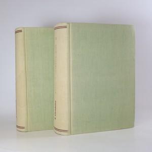 náhled knihy - Kniha o Shakespearovi. Díl I-II. Prostředí a život, Dílo (2 svazky, komplet)