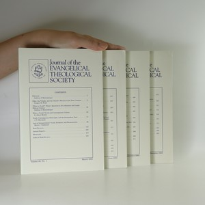 náhled knihy - Journal of the Evangelical Theological Society vol. 48, díly 1-4 (4 svazky)