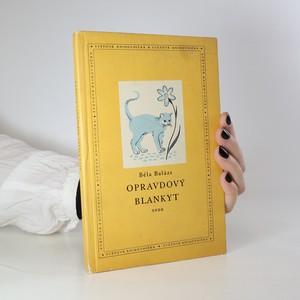 náhled knihy - Opravdový blankyt
