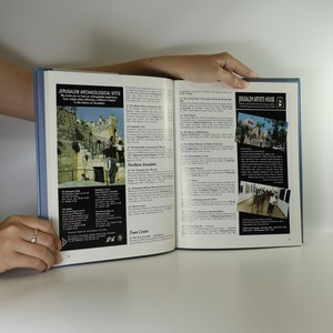 antikvární kniha In and About Jerusalem. The Guide to Art, Culture, Tradition and Leisure in Jerusalem 1993/94, neuveden