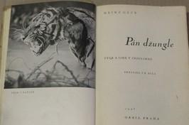 náhled knihy - Pán džungle : Tygr a lidé v Insulinde