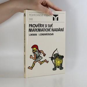 náhled knihy - Prověřte si své matematické nadání