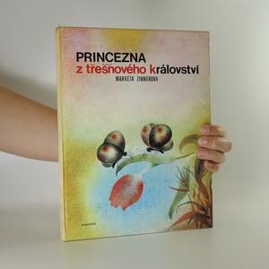 náhled knihy - Princezna z třešňového království (kniha je cítit kouřem)