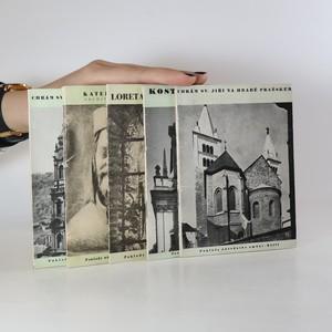 náhled knihy - 5x Poklady národního umění (5 svazků, viz foto)