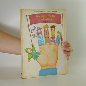 náhled knihy - My jsme mistři nad mistry (kniha je cítit kouřem)