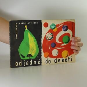 náhled knihy - Omalovánky od jedné do deseti (kniha je cítit kouřem)