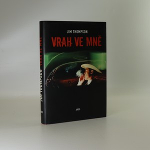 náhled knihy - Vrah ve mně (kniha je cítit kouřem)