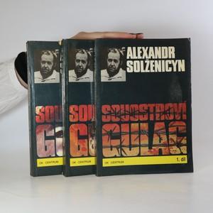 náhled knihy - Souostroví Gulag I-III (3 svazky, je cítit kouřem)