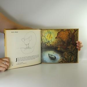 antikvární kniha Rozprávky strýčka Rémuse (kniha je cítit kouřem), 1972