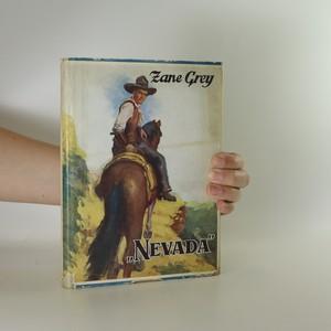 náhled knihy - Nevada (kniha je cítit kouřem)