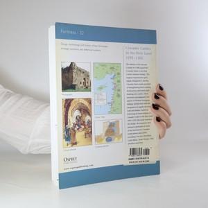 antikvární kniha Crusader castles in the Holy Land 1192-1302, 2005