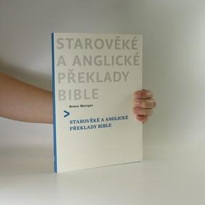 náhled knihy - Starověké a anglické překlady Bible