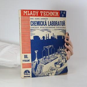 náhled knihy - Chemická laboratoř