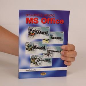 náhled knihy - Spolupráce aplikací MS Office