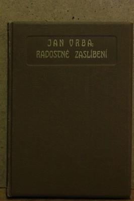 náhled knihy - Radostné zaslíbení : básně