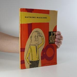 náhled knihy - Natíráme - malujeme