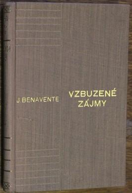 náhled knihy - Vzbuzené zájmy