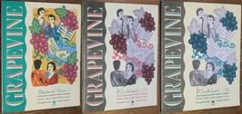 náhled knihy - Grapevine, učebnice a 2 pracovní sešity