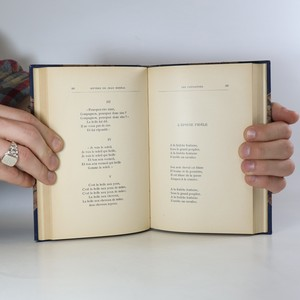 antikvární kniha Œuvres de Jean Moréas (1.-2. díl), 1923-1926