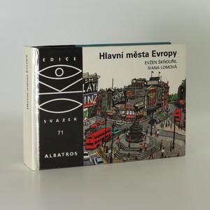 náhled knihy - Hlavní města Evropy