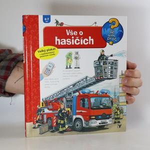 náhled knihy - Vše o hasičích