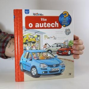 náhled knihy - Vše o autech