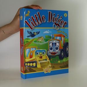 náhled knihy - Little Digger (pop-up leporelo)