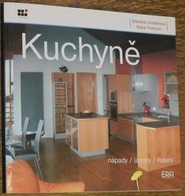 náhled knihy - Kuchyně : nápady, úpravy, řešení
