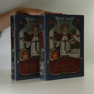 náhled knihy - Zdravotní rádce (ve dvou svazcích)