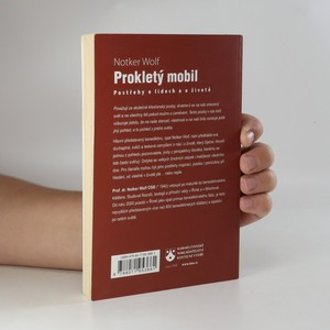 antikvární kniha Prokletý mobil. Postřehy o lidech a o životě, 2009