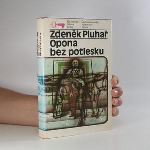 náhled knihy - Opona bez potlesku