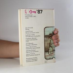 antikvární kniha Opona bez potlesku, 1987